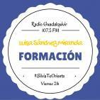 #SilviaTeOrienta #Formación