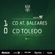 CD Atlético Baleares - CD Toledo (Temp. 16/17)