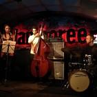 Primer tema de Melissa Aldana Trio al Jamboree, 2 d'abril de 2017