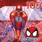 Spider-Man: Bajo la Máscara 105. El Asombroso Spider-Man 113 y Checklist de Febrero.