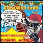 LA TRASTIENDA RADIO 1x05 - ESPECIAL NAVIDAD con Daniel Acuña, Un Año De Rombos, Battling Boy ¡y muchas sorpresas más!