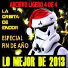 LODE 4x19 -Archivo Ligero- especial fin de año LO MEJOR DE 2013 parte 4 de 4