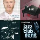 Programa 253: Rotem Sivan Trio, Tomàs Fosch Sextet i Giulia Valle Trio
