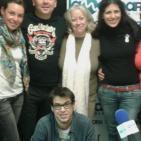 102 Programa Más Allá de la Tierra Radio, con Raquel Rús y Mesa abierta Pilar, Christina, Encarna y Rosa 27/04/16.