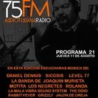 AudioTijuana Radio 75FM - Radio Mi Castillo - Episodio 21 - Agosto 11