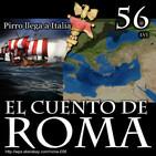 Episodio 56 – Pirro llega a Italia