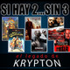 EL LEGADO DE KRYPTON 70 - Sin hay 2.... sin 3!!!!!