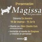 PRESENTACIÓN MAGISSA (Nosolorol Ediciones)