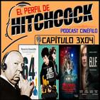 El Perfil de Hitchcock 3x04: Elle, Sing Street, 64 Festival San Sebastián, Stranger Things y Blue Velvet.