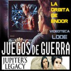 LODE 4x02 -Archivos Ligeros- Juegos de Guerra, Jupiter´s Legacy