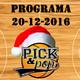 Pick&Pop 20/12/2016