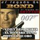 EL LEGADO DE KRYPTON, el legado de Bond (Vive y deja morir y El hombre de la pistola de oro)