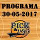 Pick&Pop 30/05/2017