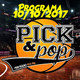 Pick&Pop 10/10/2017