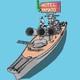 Hotel Yamato #14: Guerra en el Pacífico: La Batalla de Midway (primera parte)