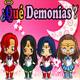 Que Demonias ep. 2 Anecdotas de Chicas 2