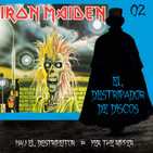 02 El destripador de discos IRON MAIDEN