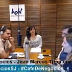 #CafeDeNegocios 186 #CaféDeCoaching con Julián Suraci: CLICK -REINVENTARSE Lorena Salas,Verónica Banega y Daniel Carmona