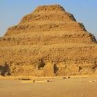 El Antiguo Egipto. Heracleópolis y Saqqara, con M. Carmen Pérez Die y Susana Alegre. Prog. 248. LFDLC