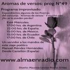 Aromas de versos prog.Nº49