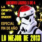LODE 4x19 -Archivo Ligero- especial fin de año LO MEJOR DE 2013 parte 3 de 4