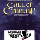 Episodio 1 - La Llamada de Cthulhu 7ª Edición (Primera parte)