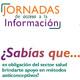 Invitación a Jornadas INAI en Mixteca