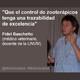 Fidel Baschetto: el control de zooterápicos