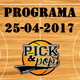 Pick&Pop 25/04/2017