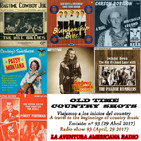 93- Old Time Country Shots (29 Abril 2017)