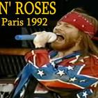 La Gran Travesía: Conciertos Históricos. Guns N´Roses en París 6 junio 1992