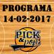 Pick&Pop 14/02/2017