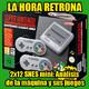 La Hora Retrona 2x12. SNES mini: Análisis de la máquina y sus juegos
