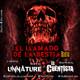El Llamado de la Bestia radio, en entrevista Unnature y El cuentista 24/11/2016