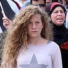Ahed Tamimi, libre/Indignados Fm 5/2/2018