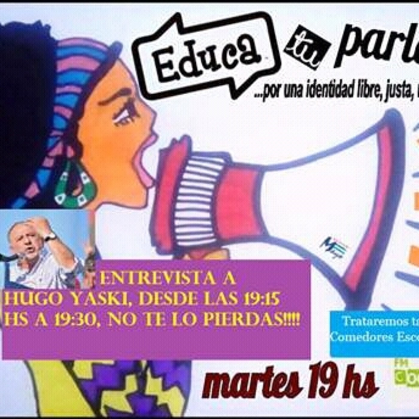 Educa tu parlante editorial comedores escolares lula for Comedores escolares en colombia