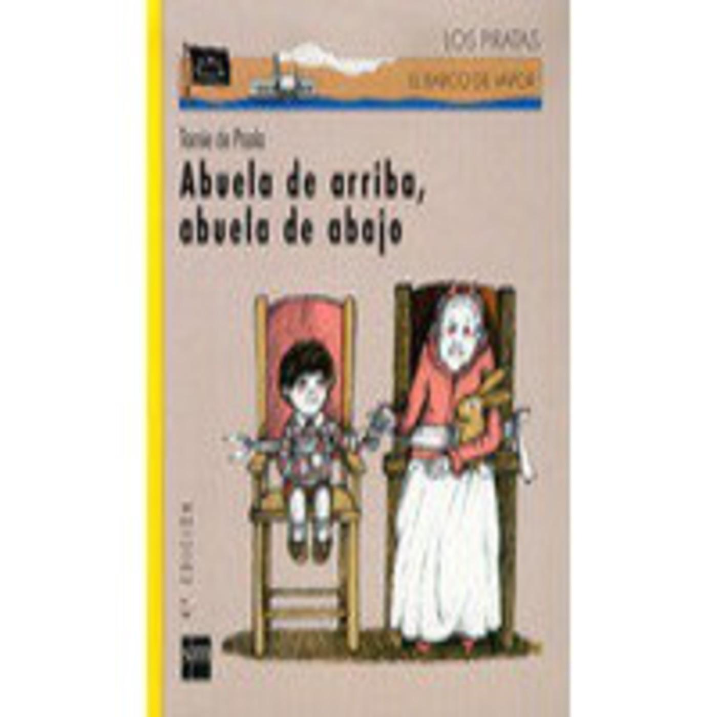 Abuela de arriba abuela de abajo en los cuentos de - En el piso de abajo libro ...