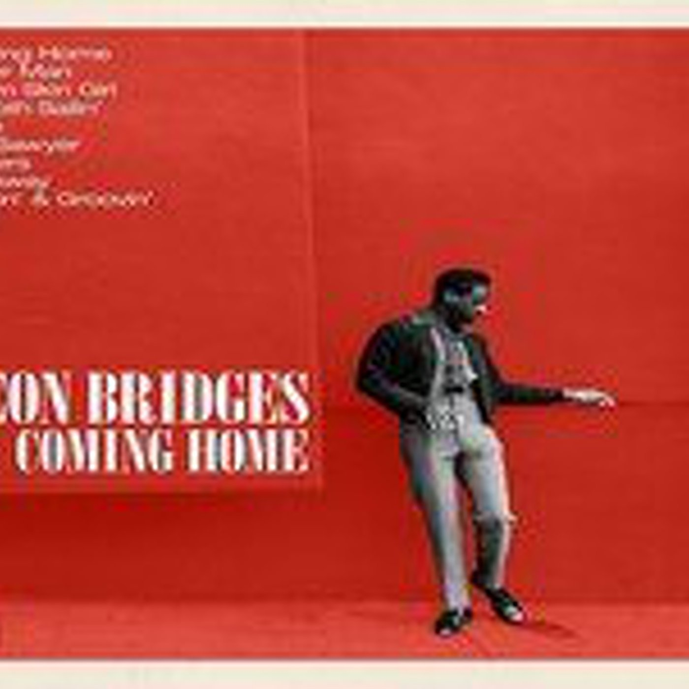 Coming Home Deluxe Leon Bridges: Leon Bridges Coming Home Mi Musica Radio En DISCOS
