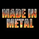 Made in Metal programa Nº 41 - 2016