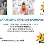 Programa 05 - 10 de Mayo - La ansiedad ante los exámenes