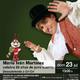 Mario Iván Martínez celebra 20 años de cuenta cuentos