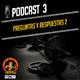 Podcast 3 | HIPERTROFIA EN GEMELOS, ESTANCAMIENTOS EN DEFINICIÓN, COMPATIBILIDAD FUERZA Y RESISTENCIA