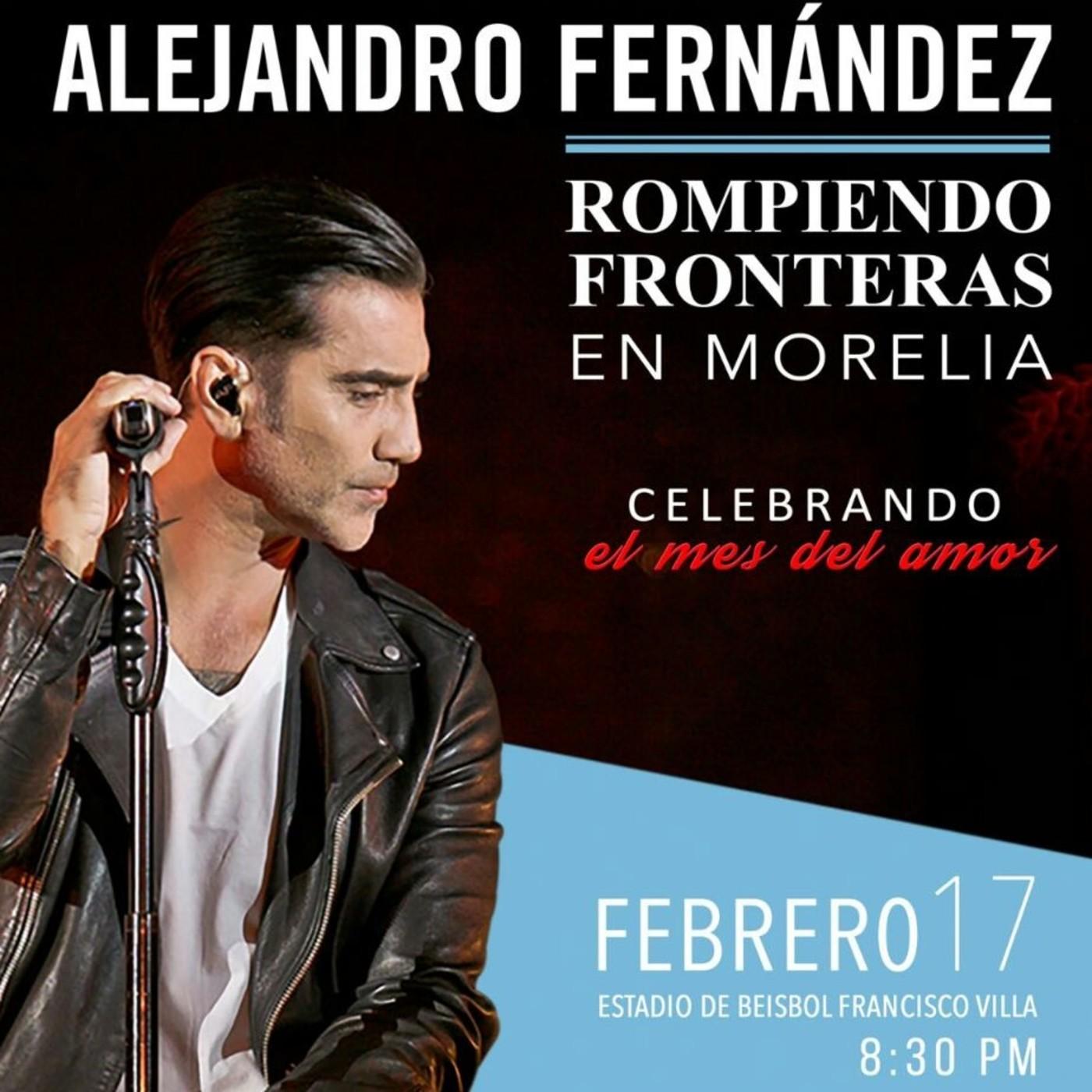 Magnar producciones nos invita al concierto de alejandro for Alejandro fernandez en el jardin mp3