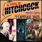 El Perfil de Hitchcock 3x03: Juego de armas, No respires, Ben-Hur y Pelham 1 2 3.