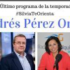 #SilviaTeOrienta #AndrésPérezOrtega