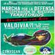 Paillaco: Invitan este 28/O a marcha en Valdivia por la defensa y recuperación de los Territorios