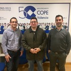 2017-02-01 | T2-10 | Geomática y Topografía aplicada en el sector industrial en el 92.0FM COPE Valencia