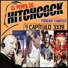 El Perfil de Hitchcock 3x19: La luz entre los océanos, Figuras ocultas, Barbarella y El contrato del dibujante.