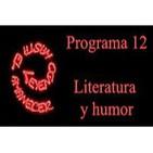 Programa 12. Literatura y humor