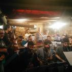 Martín Léiton Big Band a 23 Robadors, 25_4_16